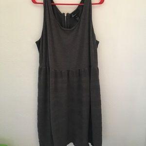 Lane Bryant sz 26/28 sleeveless sweater dress